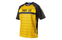 Troy Lee Designs Skyline Jersey Heren Speed geel